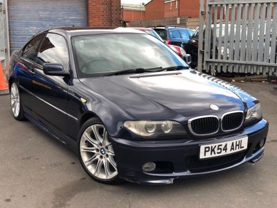 BMW 3 Series Coupe 2.0 320Cd Sport 2dr