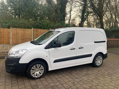Citroen Berlingo Panel Van 1.6 BlueHDi 625 Enterprise L1 - EURO 6