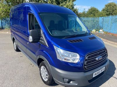Ford Transit Connect Panel Van 1.6 TDCi 220 L1 5dr