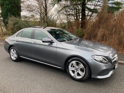 Mercedes-Benz E Class Saloon 2.0 E220d SE (Premium) G-Tronic+ (s/s) 4dr