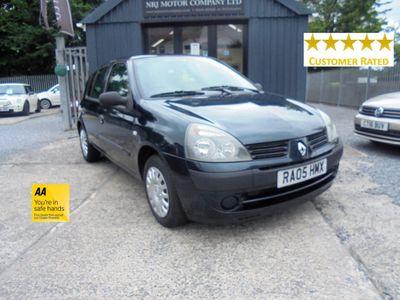 Renault Clio Hatchback 1.2 Authentique 5dr