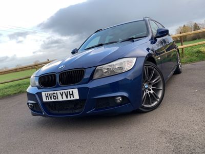 BMW 3 Series Estate 2.0 318d Sport Plus Touring 5dr