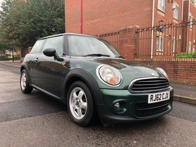 MINI Hatch Hatchback 1.6 One D (Sport Chili) 3dr