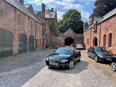 Audi A4 Cabriolet Convertible 1.8 T S line Cabriolet 2dr