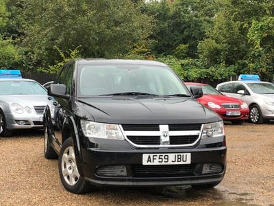 DODGE JOURNEY SUV 2.4 SE 5dr