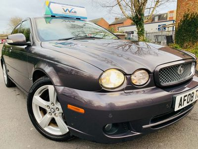 Jaguar X-Type Saloon 2.2 D DPF Sovereign 4dr