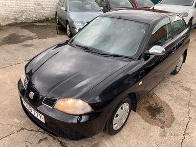 SEAT Ibiza Hatchback 1.4 TDI Ecomotive DPF Ecomotive SportCoupe 3dr