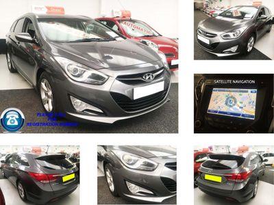 Hyundai i40 Estate 1.7 CRDi Style 5dr