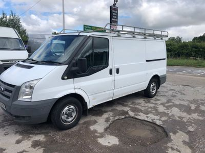 Ford Transit Panel Van 2.2 MWB Standard Roof