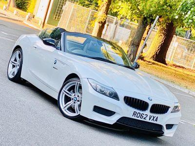 BMW Z4 Convertible 2.0 28i M Sport sDrive 2dr