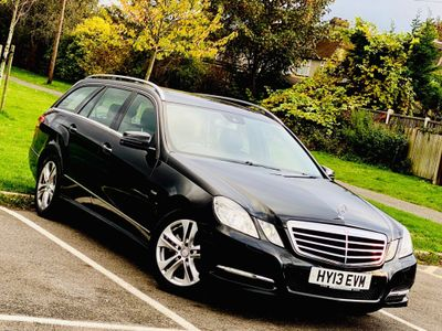 Mercedes-Benz E Class Estate 1.8 E200 BlueEFFICIENCY Avantgarde 7G-Tronic Plus (s/s) 5dr