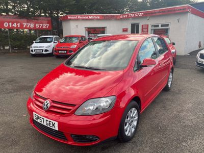 Volkswagen Golf Plus Hatchback 1.4 Luna 5dr