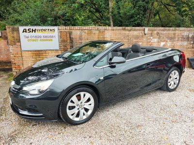 Vauxhall Cascada Convertible 1.4T SE (s/s) 2dr