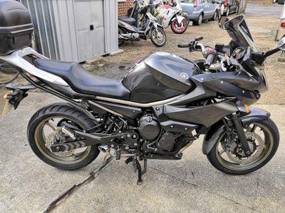 Yamaha XJ6 Commuter