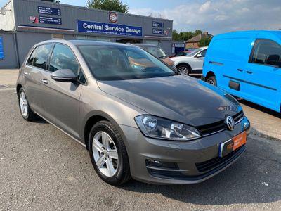 Volkswagen Golf Hatchback 2.0 TDI BlueMotion Tech Match Edition (s/s) 5dr