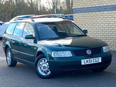Volkswagen Passat Estate 1.8 Turbo 20v SE 5dr