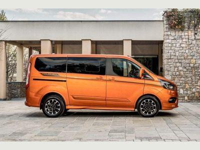 Ford Tourneo Custom Minibus SPORT L1 2.0 185 PS NEW MODEL **NO VAT**