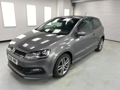 Volkswagen Polo Hatchback 1.0 TSI BlueMotion Tech R Line (s/s) 3dr