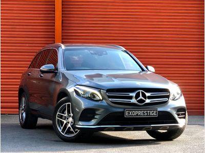 Mercedes-Benz GLC Class SUV 2.1 GLC220d AMG Line G-Tronic+ 4MATIC (s/s) 5dr