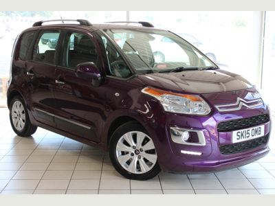 Citroen C3 Hatchback 1.6 VTi Exclusive 5dr