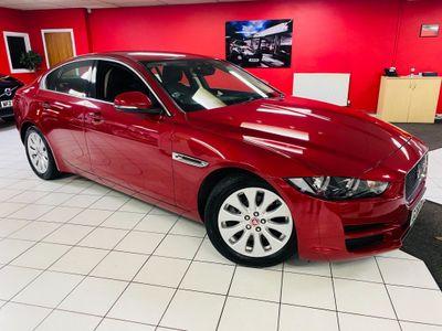 Jaguar XE Saloon 2.0d Prestige (s/s) 4dr