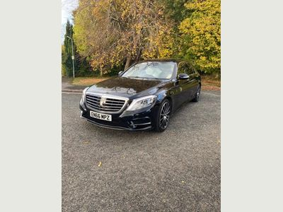 Mercedes-Benz S Class Unlisted