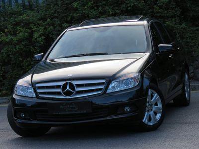 Mercedes-Benz C Class Saloon 2.1 C220 CDI BlueEFFICIENCY SE (Executive) (s/s) 4dr
