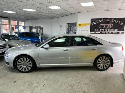 Audi A8 Saloon 3.0 TDI SE quattro 4dr