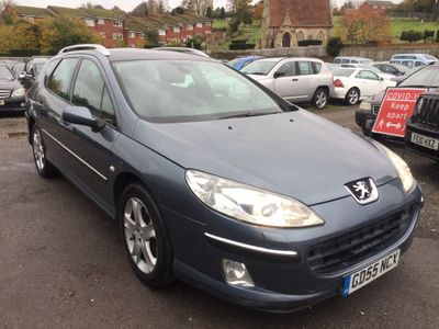 Peugeot 407 SW Estate 2.2 SE 5dr
