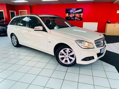 Mercedes-Benz C Class Estate 2.1 C200 CDI BlueEFFICIENCY SE G-Tronic 5dr