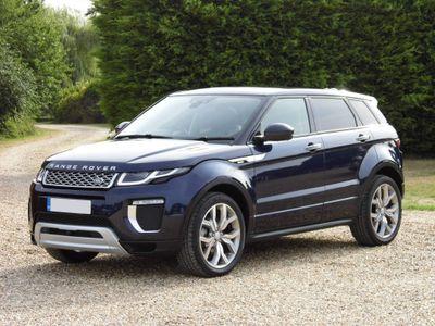 Land Rover Range Rover Evoque SUV 2.0 TD4 Autobiography Auto 4WD (s/s) 5dr