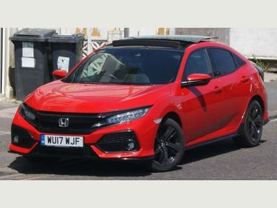 Honda Civic Hatchback 1.5 VTEC Turbo Sport Plus (s/s) 5dr