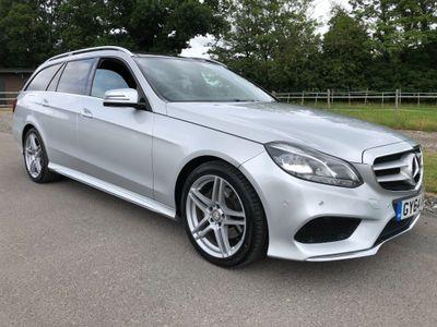 Mercedes-Benz E Class Estate 2.1 E300dh BlueTEC AMG Line 7G-Tronic Plus 5dr