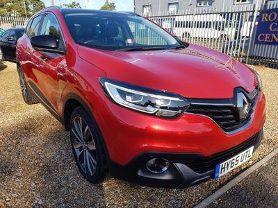 Renault Kadjar SUV 1.6 dCi Signature Nav (s/s) 5dr