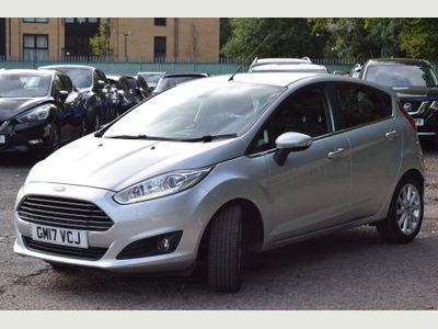 Ford Fiesta Hatchback 1.0 T EcoBoost Titanium (s/s) 5dr