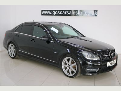 Mercedes-Benz C Class Saloon 1.8 C180 BlueEFFICIENCY Sport Edition 125 7G-Tronic 4dr