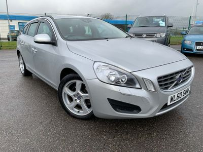 Volvo V60 Estate 2.0 D3 SE Geartronic 5dr