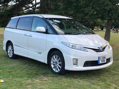 Toyota Estima MPV E-Four X