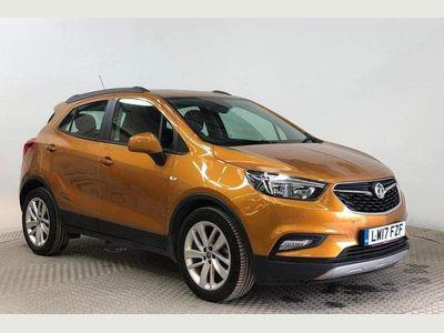 Vauxhall Mokka X SUV 1.4i Turbo Design Nav (s/s) 5dr