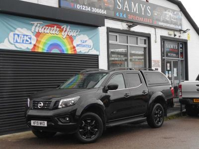 Nissan Navara Pickup 2.3 dCi N-Guard Double Cab Pickup Auto 4WD 4dr