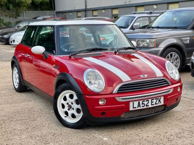 MINI Hatch Hatchback 1.6 cooper hatch petrol