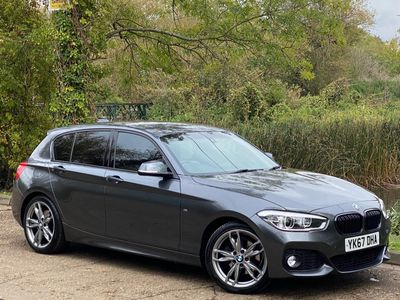 BMW 1 Series Hatchback 2.0 120i M Sport Sports Hatch Auto (s/s) 5dr