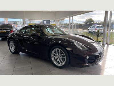 Porsche Cayman Coupe 2.7 981 PDK 2dr