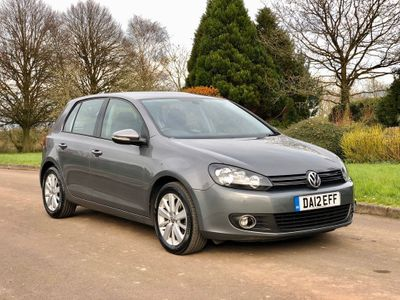 Volkswagen Golf Hatchback 2.0 TDI BlueMotion Tech Match 5dr