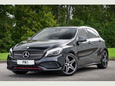 Mercedes-Benz A Class Hatchback 2.0 A250 AMG 7G-DCT 4MATIC (s/s) 5dr