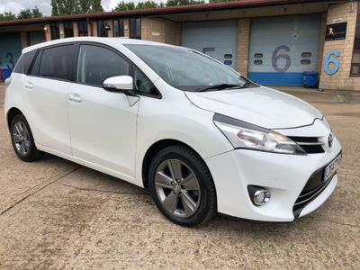 Toyota Verso MPV 1.8 V-matic Trend Multidrive S 5dr EU5