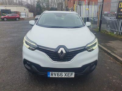 Renault Kadjar SUV 1.5 dCi Dynamique S Nav EDC (s/s) 5dr