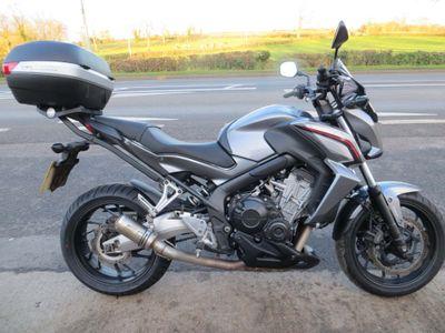 Honda CB650 Naked 650 FA
