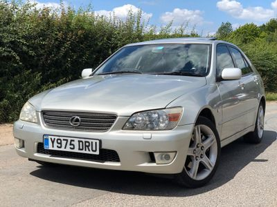Lexus IS 200 Saloon 2.0 SE 4dr