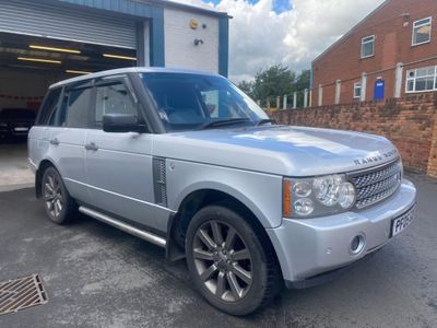 Land Rover Range Rover SUV 4.2 V8 Supercharged Vogue SE 5dr